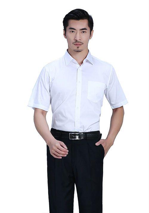 白色职业装