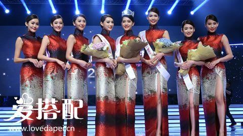 国际华裔小姐冠军、全民女神林宣妤