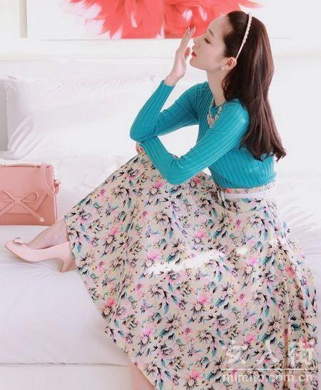 春季流行服饰 20款浪漫裙装穿搭