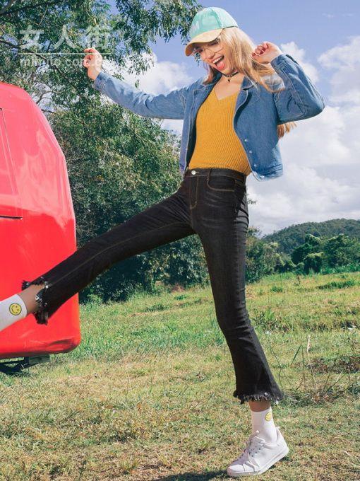 【搭配课堂】牛仔裤的十大时尚穿法
